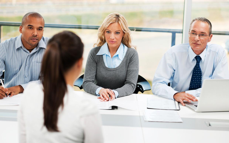hight resolution of interviews suck