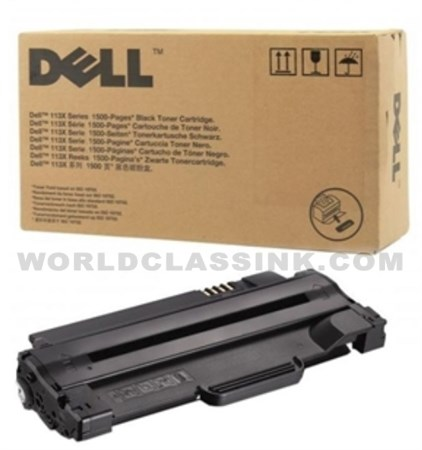 Dell 3J11D Toner Cartridge 330-9524 P9H7G 03J11D 3309524