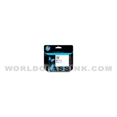 HP C9383A Printhead HP 72 Photo Cyan/Magenta Printhead C9383