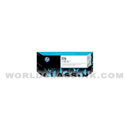 HP CN634A Ink Cartridge HP 772 Light Gray CN634