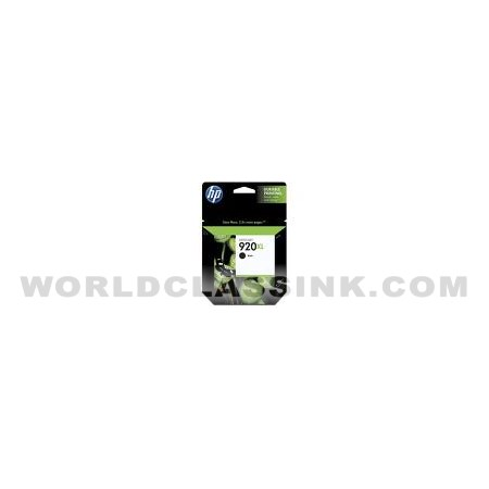 HP CD975AN Ink Cartridge HP 920XL Black CD975
