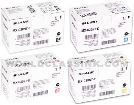 SHARP MX-C300 TONER CARTRIDGE MXC300