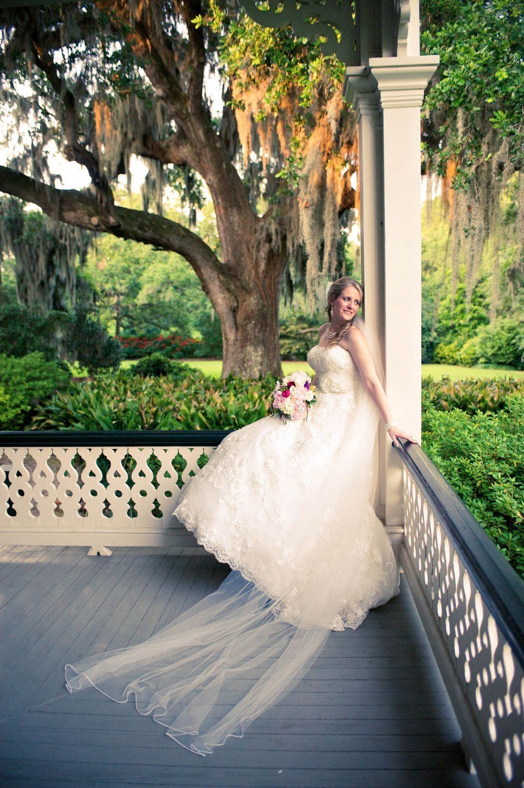 Rip Van Winkle Gardens New Iberia Louisiana Wedding Venue