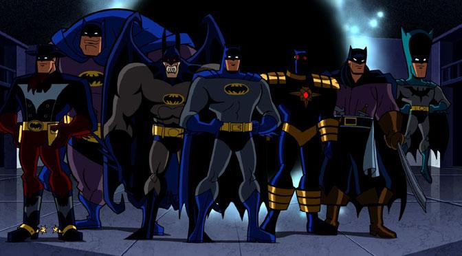Batman: a Study of Homages