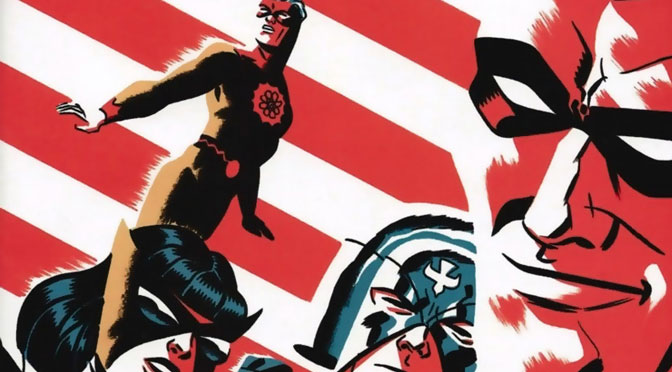Morrison & Quitely's Pax Americana