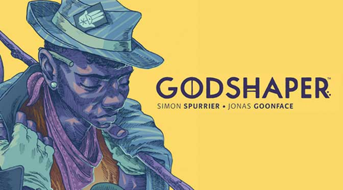Godshaper #1 (Review)