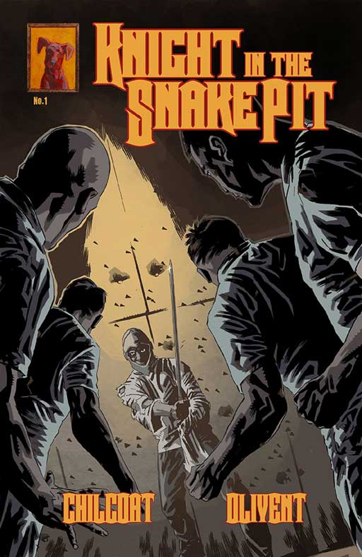 Knight in the Snake Pit #1 (Review)