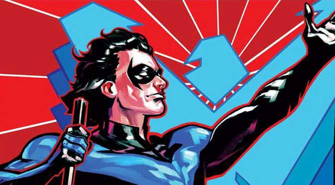 Nightwing: The New Order #1(review)