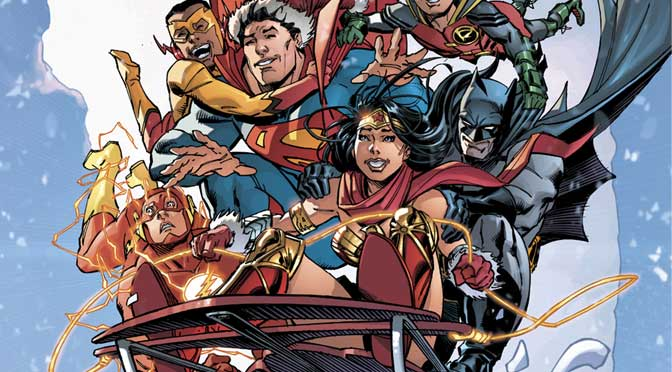 DC Universe Holiday Special 2017 (Review)