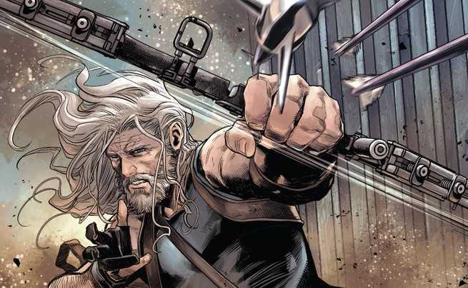 Old Man Hawkeye #1 (Review)