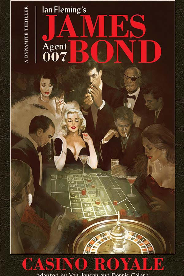 Ian Fleming's James Bond: Casino Royale (Review)