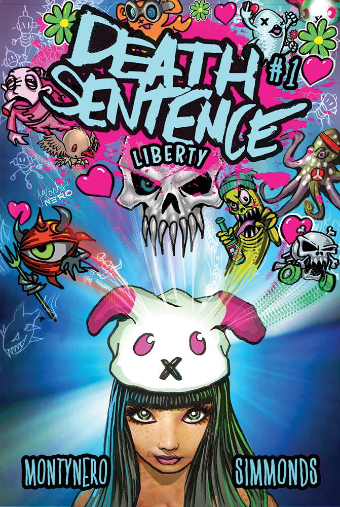 Death Sentence: Liberty #1 (Review)