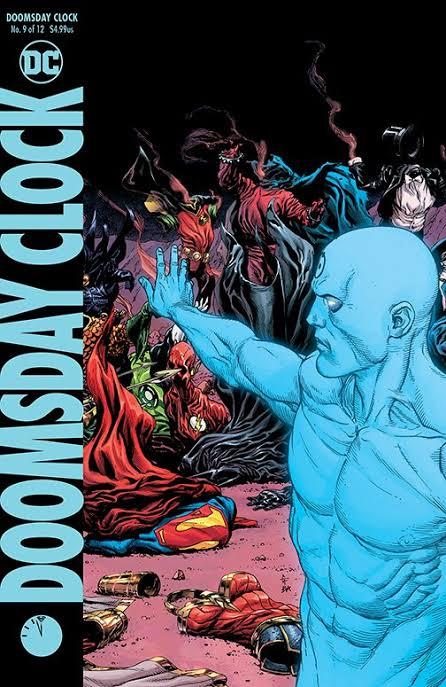 Doomsday Clock #9 (Review)