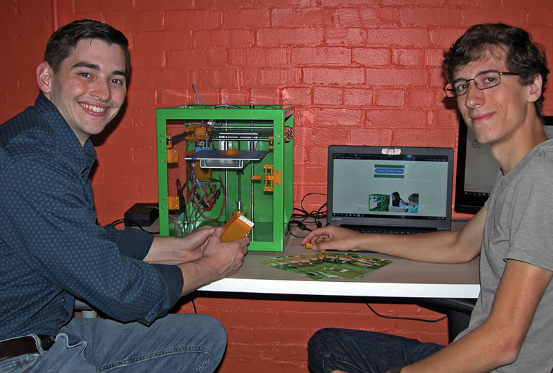 Entrepreneurship in 3D Is Alive and Well at Berks LaunchBox