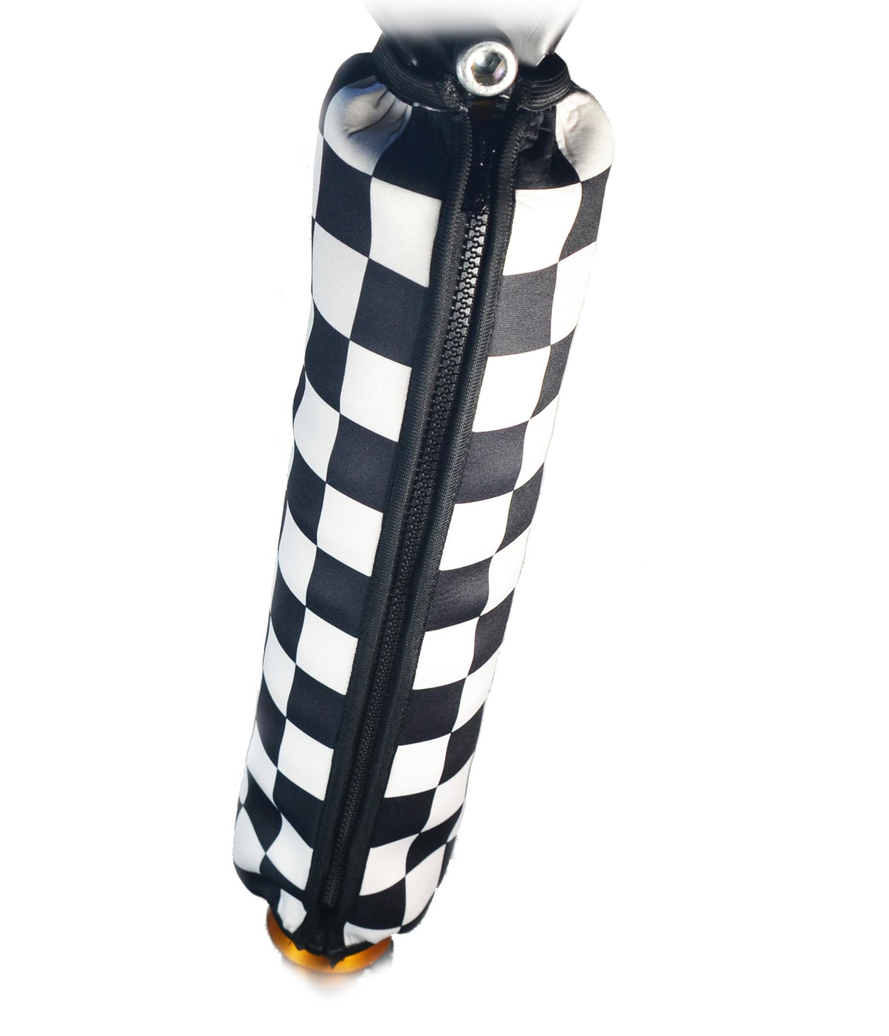 Fundas para amortiguadores Kart Cross Racing flag