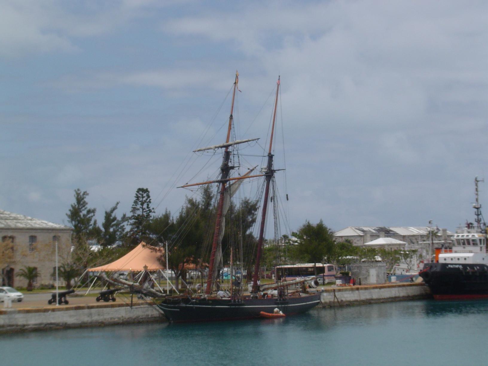 Sailing Somerset Dockyard Excursion Bermuda