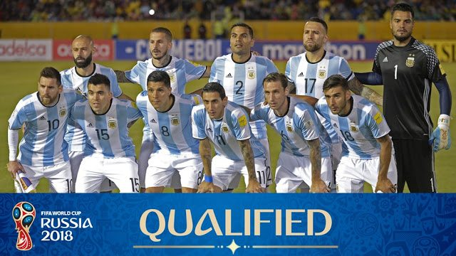 Argentina World Cup Squad 2018
