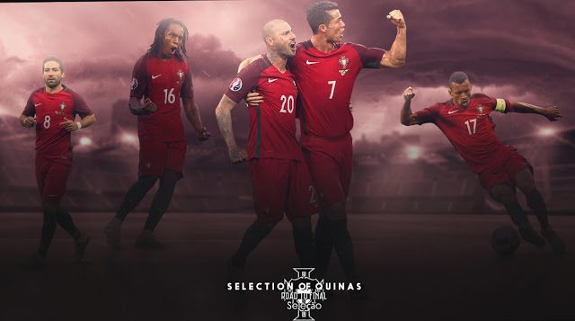 Portugal 2018 FIFA World Cup Wallpaper