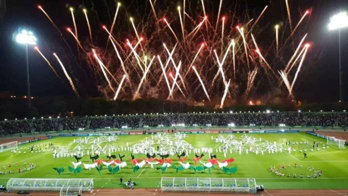 fifa world cup 2018 Opening Ceremony