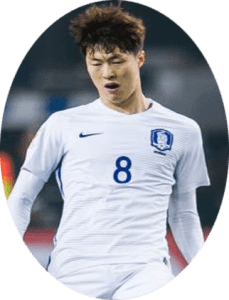 Koh Myong-jin is a South Korean football player who plays for Al-Rayyan.