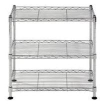 steel commercial shelf