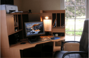 choose office furniture going by the space available