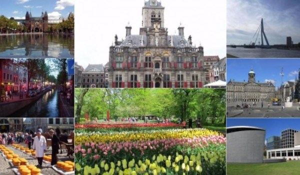 Netherlands tulip country World Easy Guides