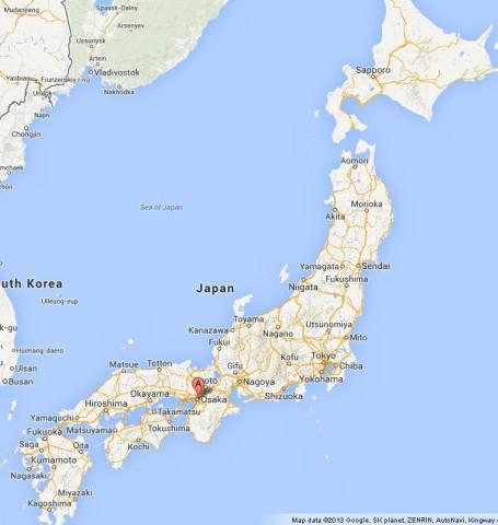 Osaka vibrant city  World Easy Guides