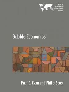 Cover of Bubble Economics: Australian Land Speculation 1830 – 2013