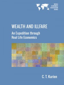Cover of Wealth and Illfare: An Expedition through Real Life Economics