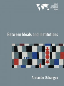 Cover of Between Ideals and Institutions