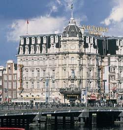 Victoria Hotel Amsterdam By Park Plaza Amsterdam