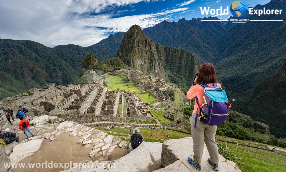 Tour Cusco y Machu Picchu 3 dias Visita los Siitos Arqueologicos de City Tour Cusco , Sacsayhuaman, Tambomachay, Puca Pucara, Qenqo y Machu Picchu