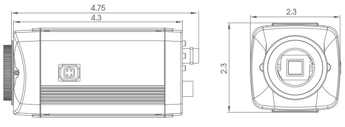 Super Low Light OSD True D/N Digital WDR Dual Voltage Box