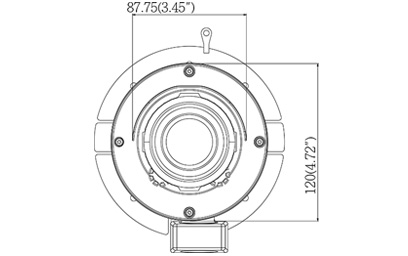 GV-BL1501 1.3MP Super Low Lux Bullet cam, 3~9mm, D/N, IP67
