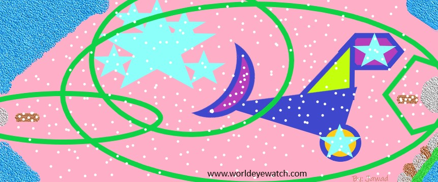 Painting Pleasing Snowfall ; #Design | Digital