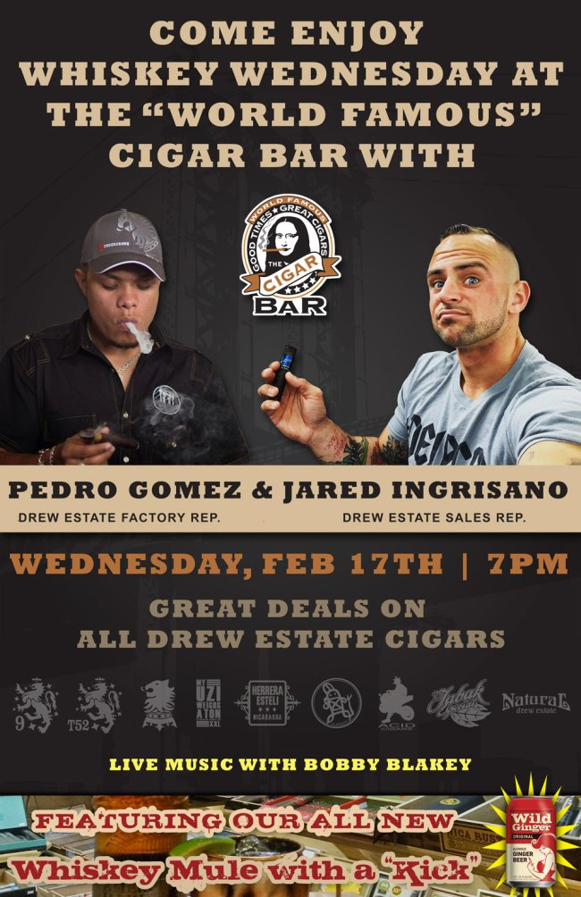 Whiskey-Wed-Pedro---Jared-Poster-Web