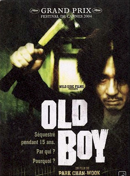 Free Download Oldboy 2003 Hindi Dubbed & English Dual Audio