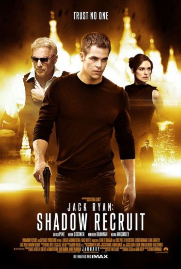 Shadow Recruit (2014)