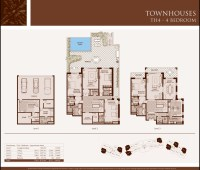 Modern Townhouse Floor Plans EWU