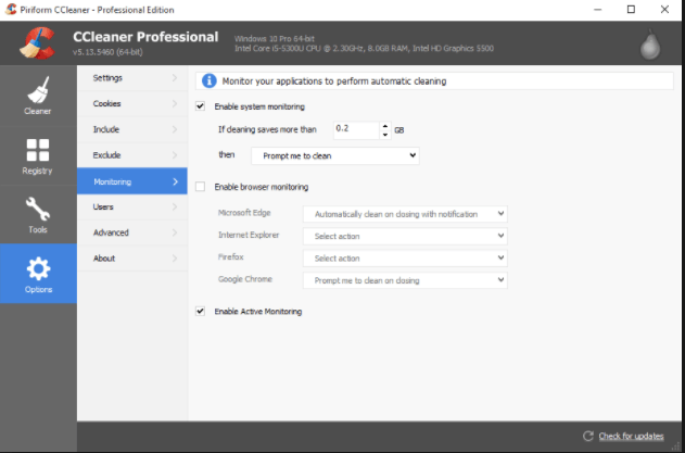 CCleaner Pro Business Technician free download