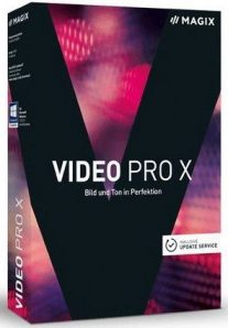 MAGIX Video Pro X12 CRACK DOWNLOAD