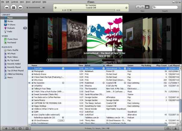 Apple iTunes 12.7.2.60