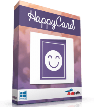 Abelssoft happycard 2018