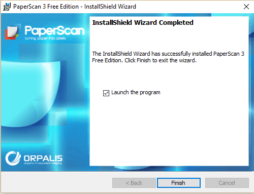 ORPALIS PaperScan Professional Edition 3.0.56 free download