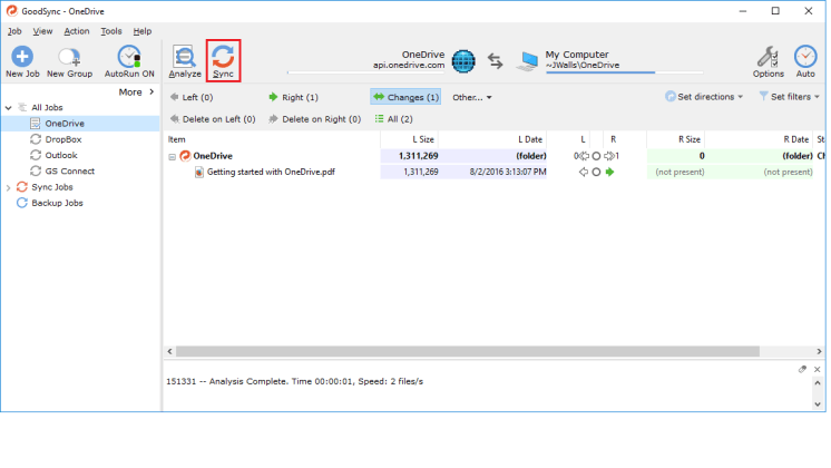 GoodSync Enterprise 10.7.6.6