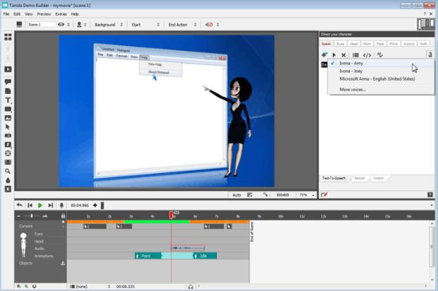 Tanida Demo Builder 11. crack download