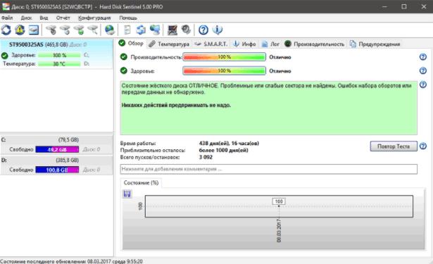 Hard Disk Sentinel Pro 5.20 free download