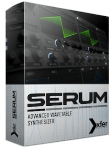 Xfer Serum 1.2.1b9 crack download