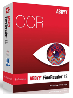 ABBYY FineReader Professional 12 crack download